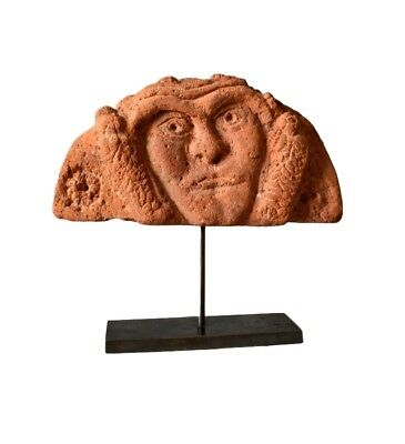 Celtic terracotta Antefix.Ca 2300 years old with test.