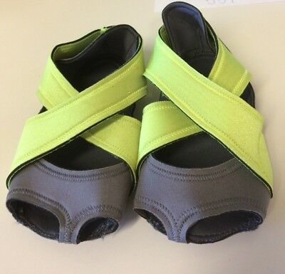 0b5835026da Nike Studio Wrap Training Pilates Yoga INDOOR Shoes Sm Volt Gray No  straps Bag