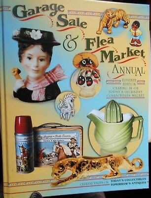 GARAGE SALE & FLEA MARKET ANNUAL-11th EDITION,512 pages,Thousands of items.