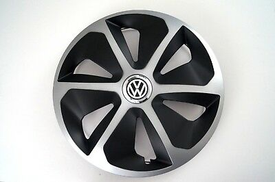 """fits VW POLO, CADDY, UP SET OF 4 x 14"""" Wheel Trims, Hub Caps covers #E"""