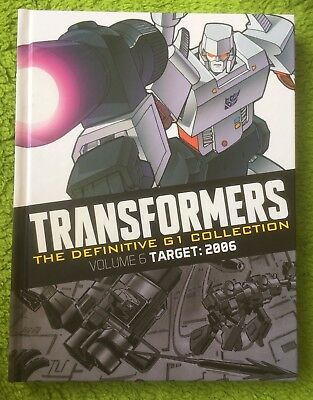 Transformers The Definitive G1 Collection ~ Vol 6 Target Excellent HB Book