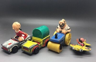 Lot of Assorted Vintage Popeye Collectibles Toys Matchbox Corgi FREE SHIPPING