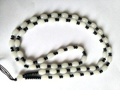 Exquisite china hand made jade necklace