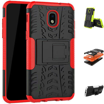 Shockproof Case Hard Protective Kickstand Phone For Samsung Galaxy J3 Achieve