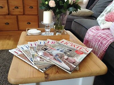 25 Beautiful Homes Magazines Collection x 6 Home Inspiration Ideas (Lot 4)