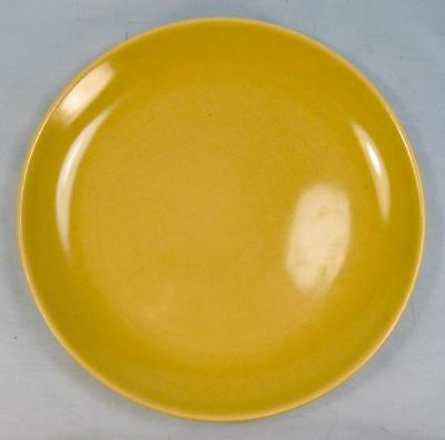 Casual Avocado Yellow Salad Plate Iroquois Russel Wright USA Q1 Chartreuse (O2)