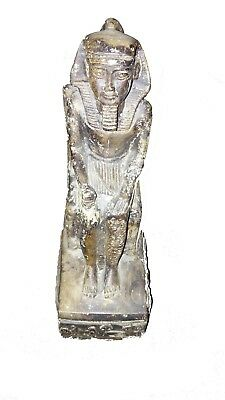 RARE ANCIENT EGYPTIAN ANTIQUE Tutankhamun Tutankhamen Staute 1332–1323 Bc