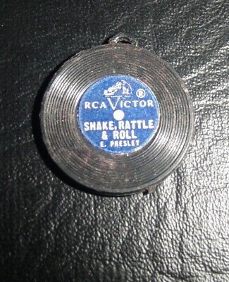 Very Hard-To-Find Elvis Presley/rca Victor Nipper Gumball Machine Record