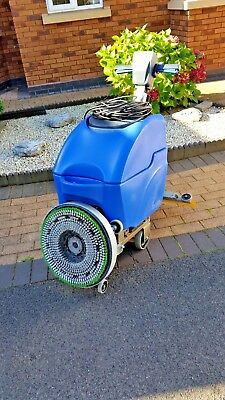 Numatic TT 3450T 240volt Scrubber Dryer Floor Cleaner