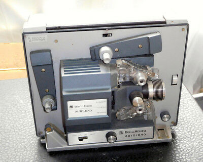 Vintage Bell & Howell ~ 357B AutoLoad Super 8mm Projector