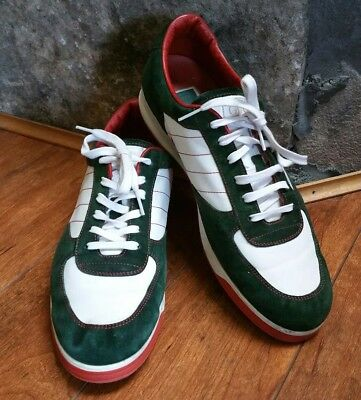 eed3a721db6 Mens Gucci 353423 Softy Tek 1984 Sneakers Anniversary Re-release Sz.8G  8.5