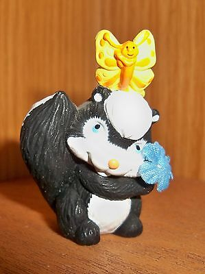 Hallmark Merry Miniatures Everyday Skunk 1992