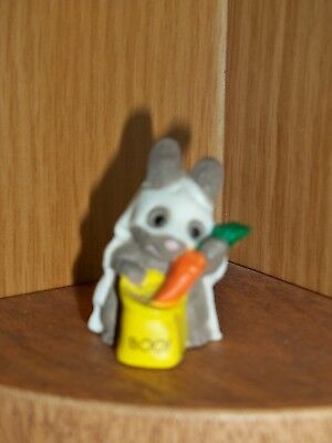 HALLMARK MERRY MINIATURE 1989 Halloween BUNNY GHOST Philippines