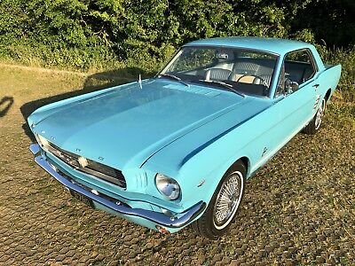 1966 Ford Mustang 289 V8 Coupe, Excellent Condition, Lovely Drive, Fresh Import