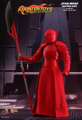 Hot Toys 1/6 MMS453 Star Wars: The Last Jedi Praetorian Guard (With Heavy Blade)