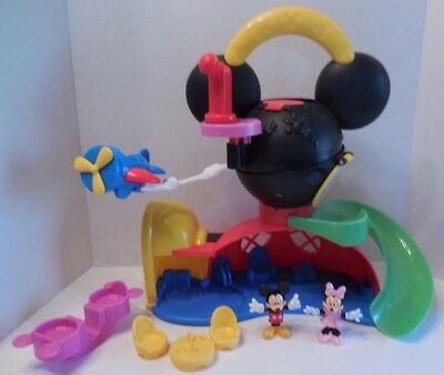 Disney Mickey Club House Capers Activity Table Set Mickey