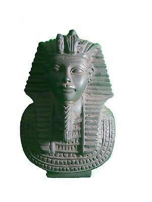RARE ANCIENT EGYPTIAN STATUE Pharaoh King Tutankhamun Tut Mask 1341–1323 Bc