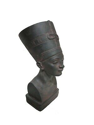ANCIENT EGYPTIAN STATUE EGYPT Pharaoh Figurine Queen Nefertiti 1353–1336 Bc