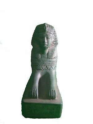Rare Antique Ancient Egyptian Sphinx Pyramid 2605-2579 Bc