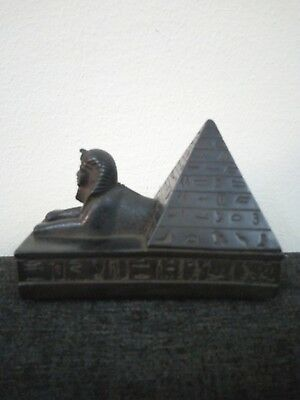 EGYPT GREAT SPHINX PYRAMIDS Pyramid Egyptian Giza and Cairo Antique 1400 Bc