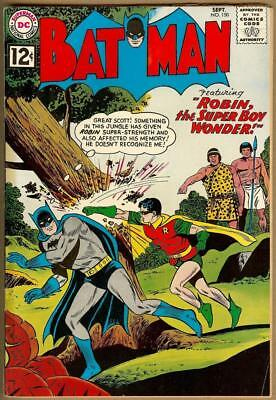 Batman #150 - Robin - Original Owner Collection - Tape on Cover