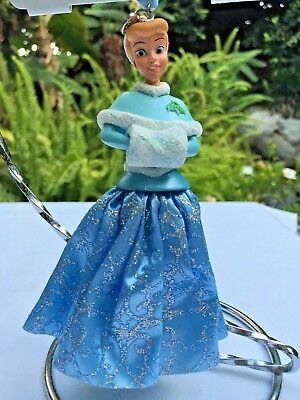Disney Store 2017 Cinderella Sketchbook Holiday Ornament New in Box