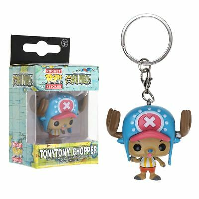 Funko Pocket POP Keychain One Piece Tony Tony Chopper Keychain Key Chain