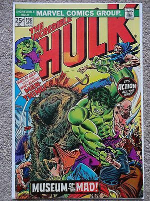 THE INCREDIBLE HULK No. 198 April 1976