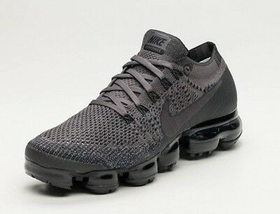 outlet store b0094 dee5a Nike Air Vapormax Flyknit Midnight Fog Multi Color Black Men s Trainers