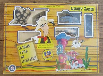 Le Train De Lucky Luke 1995