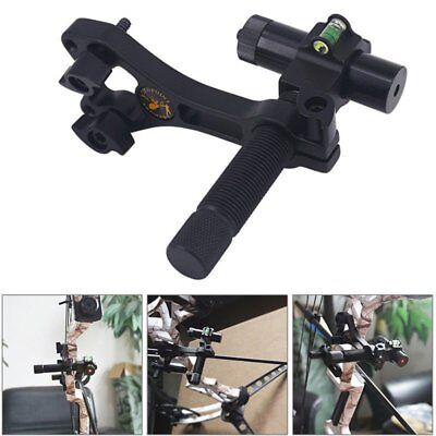 Portable Archery Center Laser Sight Aligner Alignment for Compound Bow Hunting