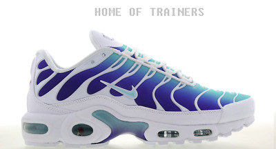 d409df6951 NIKE TUNED 1 White Purple Men's Trainers All Sizes - EUR 212,51 ...