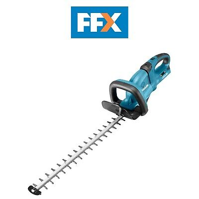 Makita Twin 18v LXT Lithium-ion Cordless Hedge Trimmer - DUH651Z