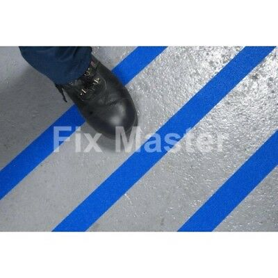 SAFETY TAPE HEAVY DUTY ANTI SLIP TAPE - 18M Roll - 10 colours