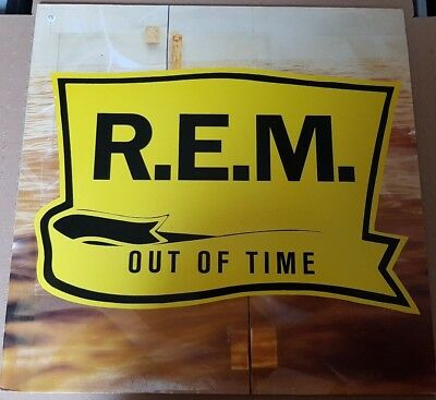 R.E.M. - Out of Time  -  Vinyl