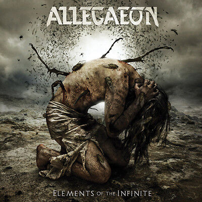 Allegaeon – Elements Of The Infinite RARE COLLECTOR'S CD! NEW! FREE SHIPPING!