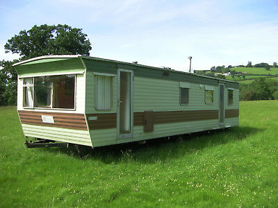 Atlas Festival 33' x 10' Static Caravan  - Off-Site  Collection Only!