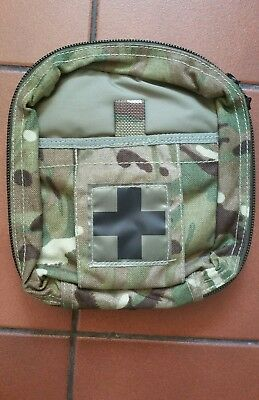 New British Army Osprey Medic MTP Pouch Molle First Aid MkIV