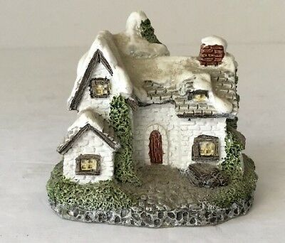 Museum Collections Inc. Winter Cottage Village 1987 BH01