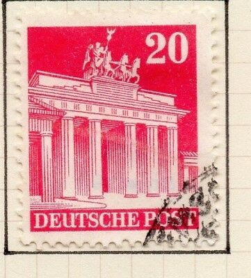 Germany Allied Occ British Zone 1948-50 Issue Fine Used 20pf. 258810