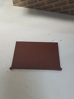 50 x Timloc Cavity Wall Weep with Vent -- Brown -- 1143