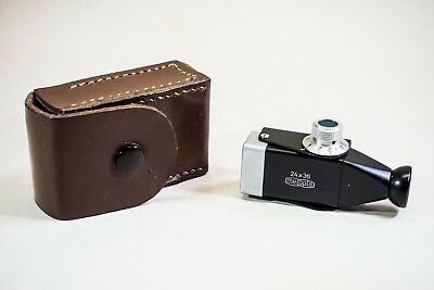 Viewfinder Flexaret  IVa,V, VI, VII,  Meopta genuine accessories 24x36