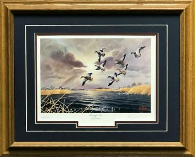 End of a Classic Era Duck hunting by Les kouba