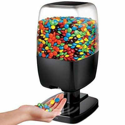 Motion Activated Candy Dispenser Black SHARPER IMAGE Touchless Man Cave AA Bat