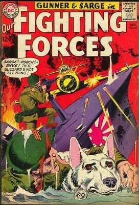 Our Fighting Forces #87 in Very Good + condition. DC comics
