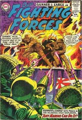 Our Fighting Forces #83 in Very Good minus condition. DC comics