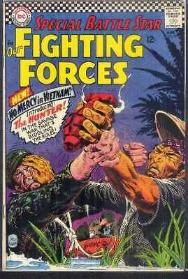 Our Fighting Forces #99 in Very Good condition. DC comics