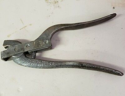 Vintage Whitney Metal Tool Co. Cutter No 1412