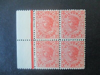 Victoria Stamps: Block of 4 Variety MNH  - (i115)