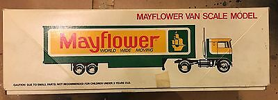 Original Mayflower Van Scale Model Battery Operated